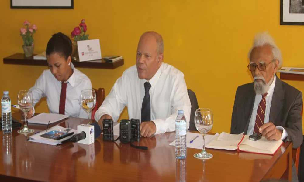 São Vicente: Teodoro Monteiro apresenta candidatura para a presidência da UCID