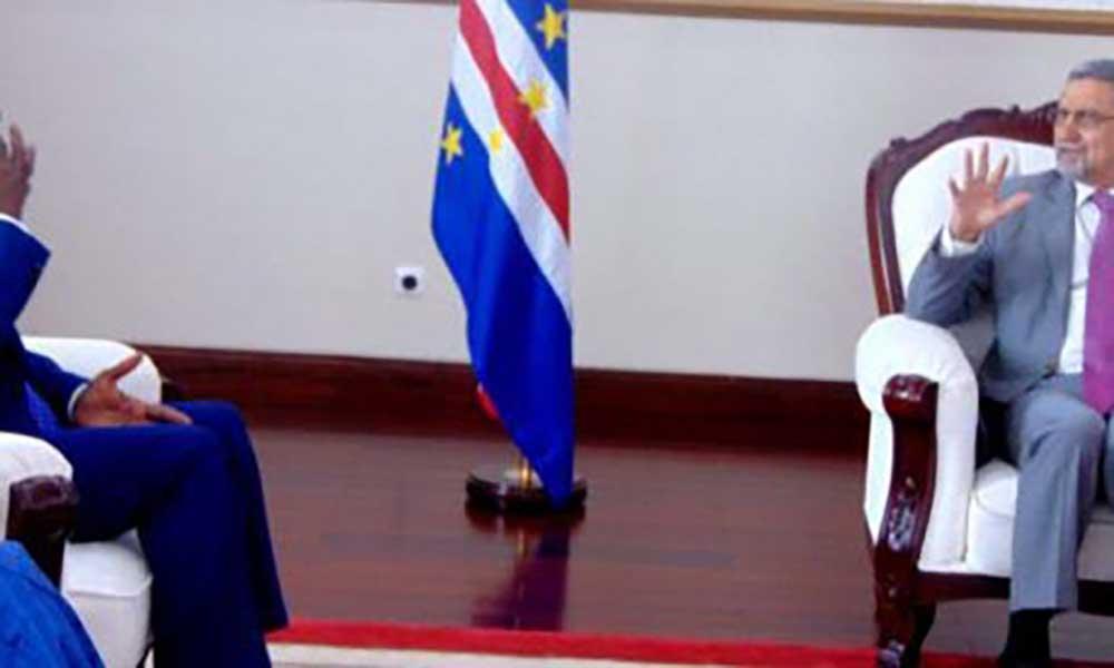 Jorge Carlos Fonseca efectua sua primeira visita de Estado ao Senegal no primeiro trimestre de 2018