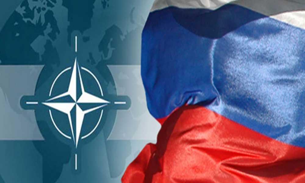 """NATO não quer """"nova Guerra Fria"""" com a Rússia"""