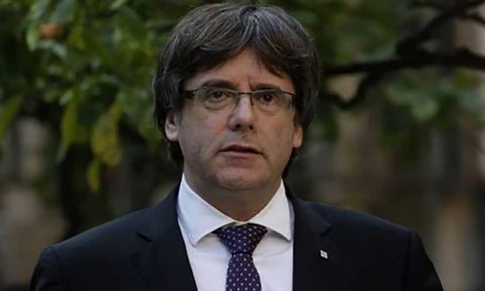 Espanha: Justiça quer que Suíça extradite Puigdemont