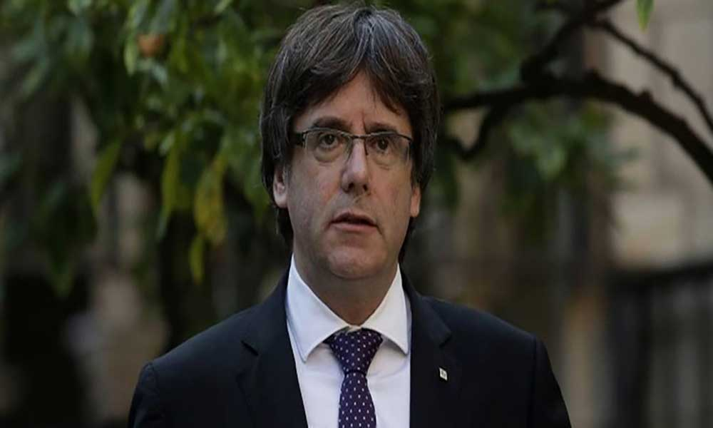 Espanha: Supremo inabilita Carles Puigdemont e deputados detidos