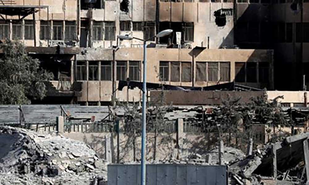 Síria: Combatentes sírios do Estado Islâmico deixam Raqa
