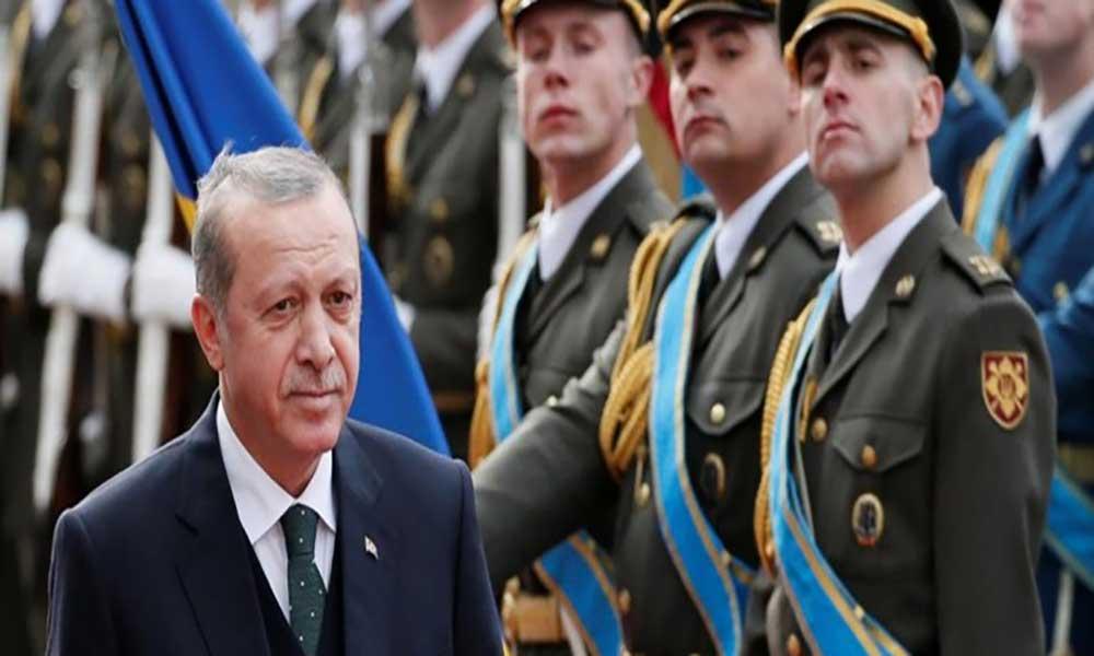Turquia ordena detençãode 70 oficiais do exército