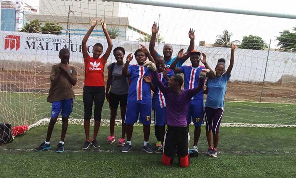 Futebol: Cabo Verde acolhe a II edição da Copa da África de Futebol para Cegos
