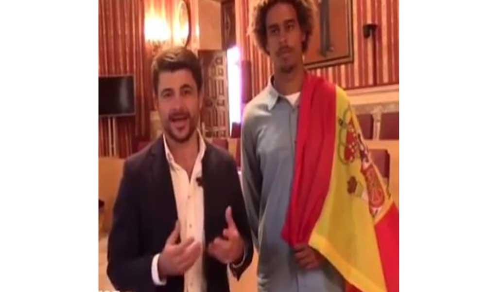 """Matchu: """"Eu quero ser espanhol"""""""