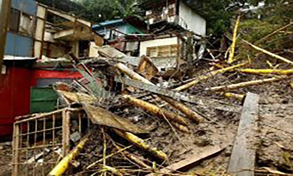 Tempestade Nate em direção aos EUA após causar mortos na América central