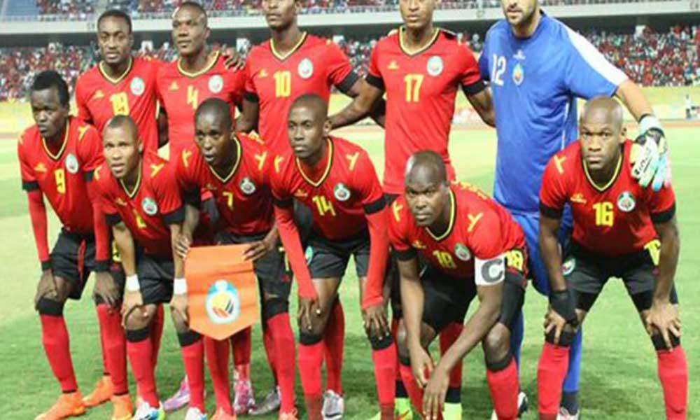 Moçambique inicia preparação de amigável com Cabo Verde