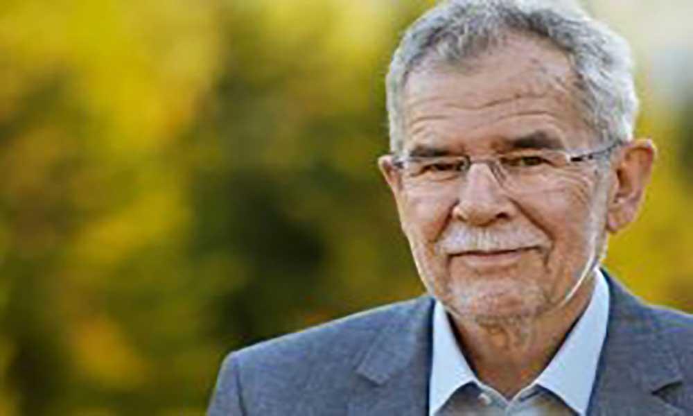 Áustria: Presidente pede respeito pelos direitos humanos