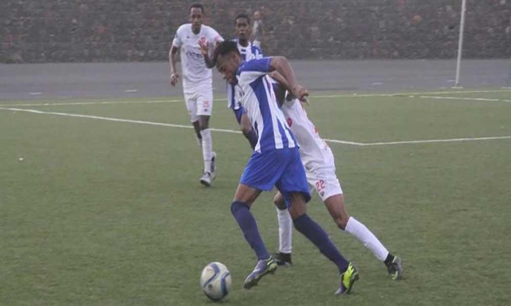 Futebol/São Vicente: Mindelense e Derby seguem juntos na liderança do Torneio de abertura