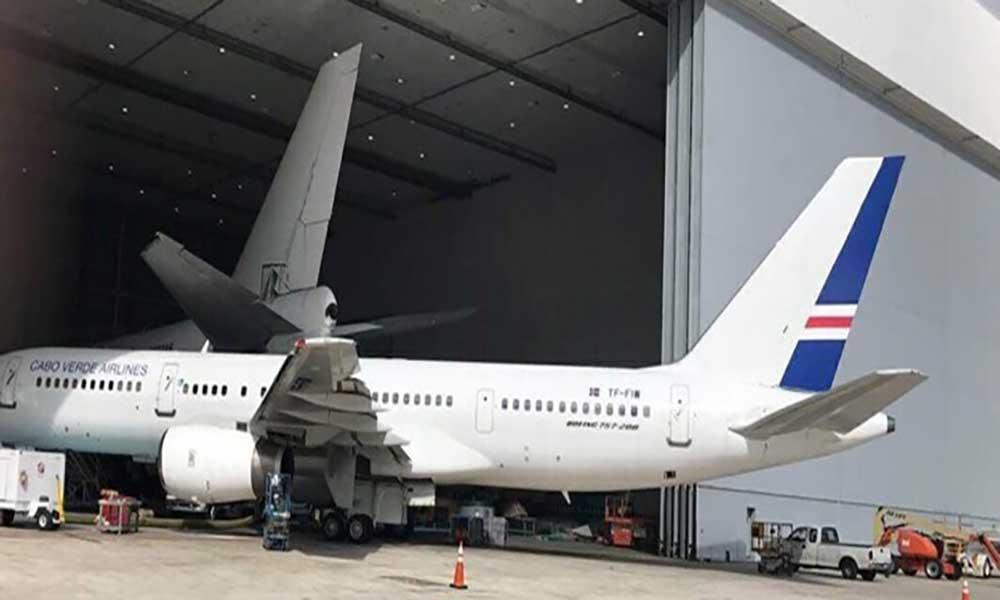 TACV renova certificado de segurança operacional e de voo