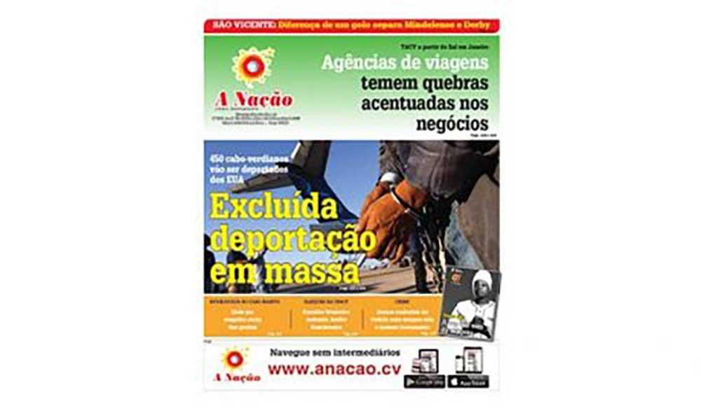 Destaques da edição 535 do Jornal A NAÇÃO