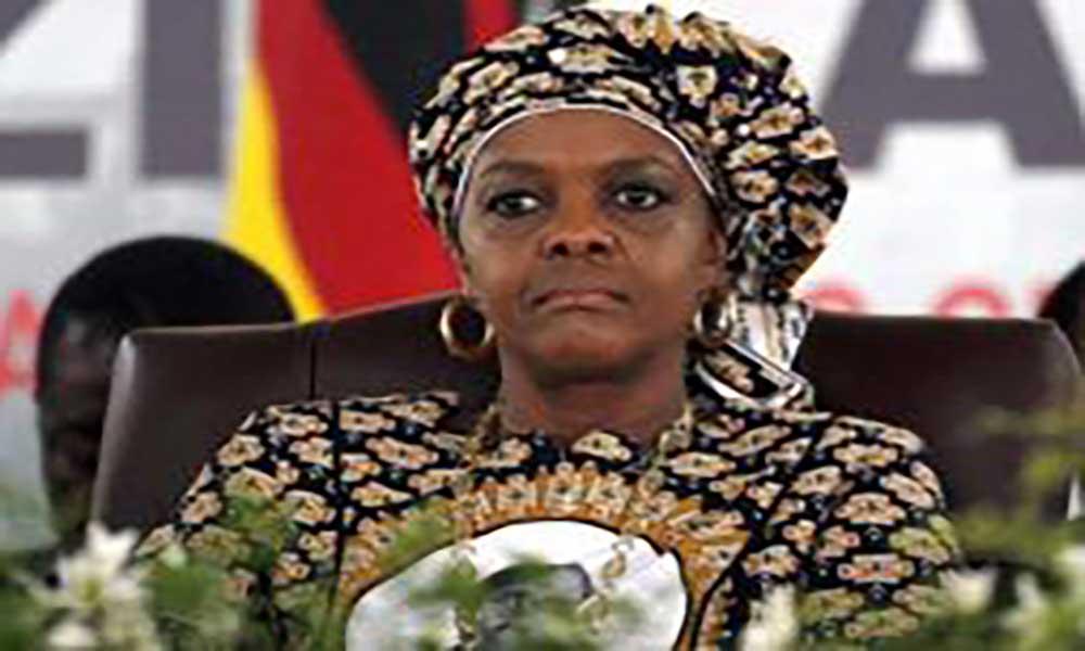 """Grace Gananciosa"", ""Gucci Grace"" ou ""Lady Macbeth"". A mulher que levou à queda de Mugabe"