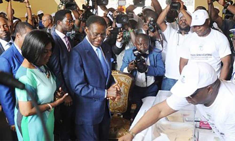 Guiné Equatorial terá eleições este domingo