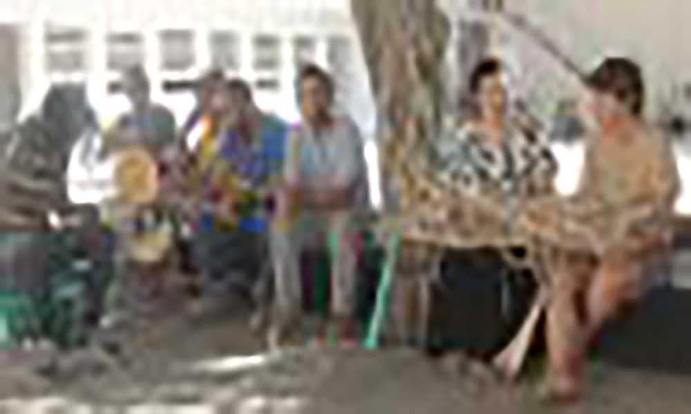 São Vicente: Dinâmica dos artesãos marca primeiros dias da Residência criativa no CNAD