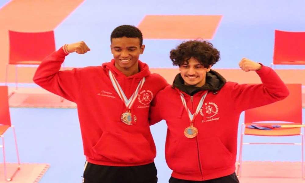 Luxemburgo: Jordan Neves conquista primeiro lugar no campeonato nacional de karaté 2017