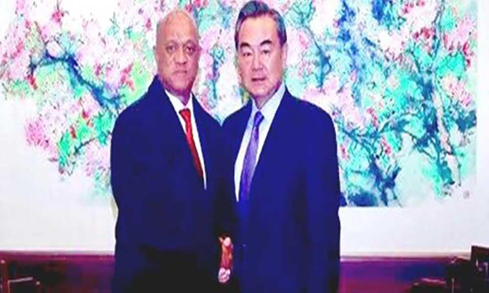 Cabo Verde e China renovam acordo no domínio da defesa