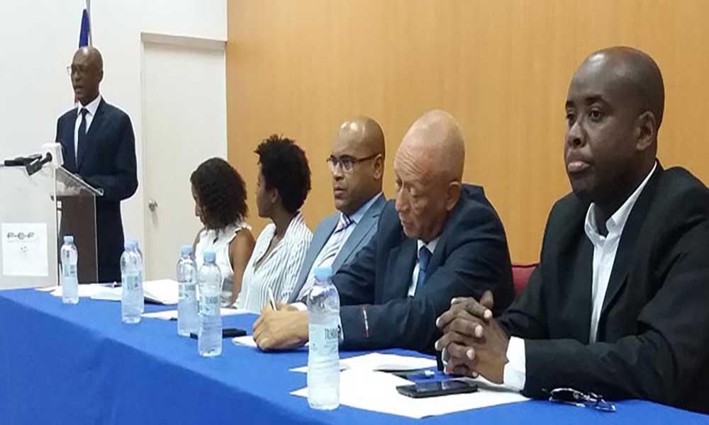 Reestruturação interna do futebol cabo-verdiano constitui uma das prioridades da nova equipa federativa