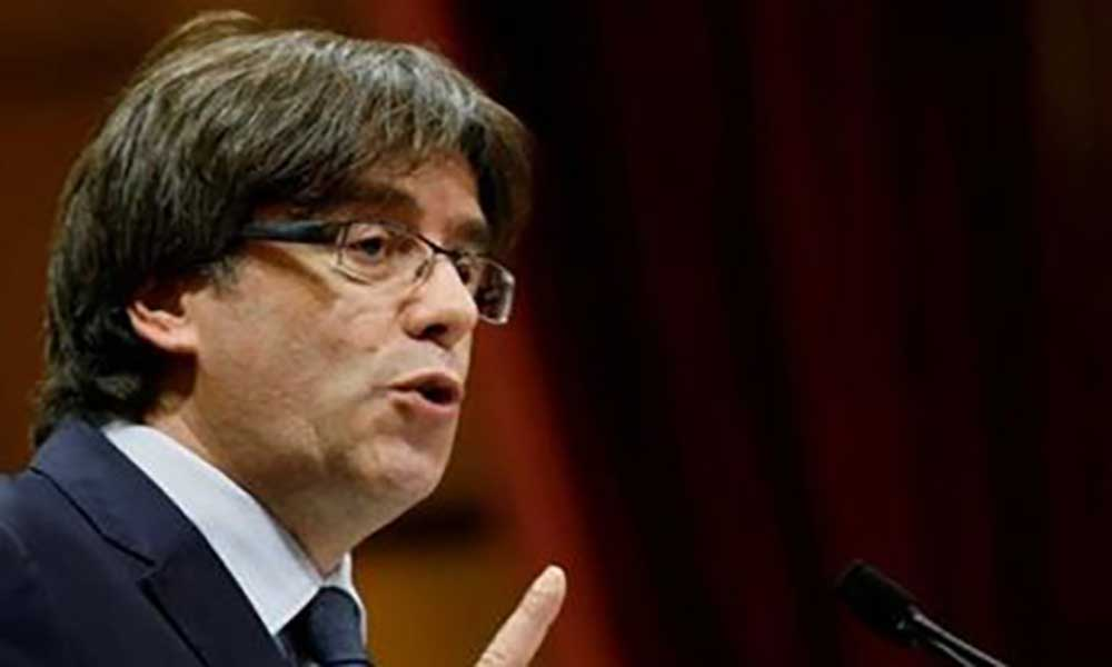 Espanha: Carles Puidgemont regressa à Bélgica neste fim de semana