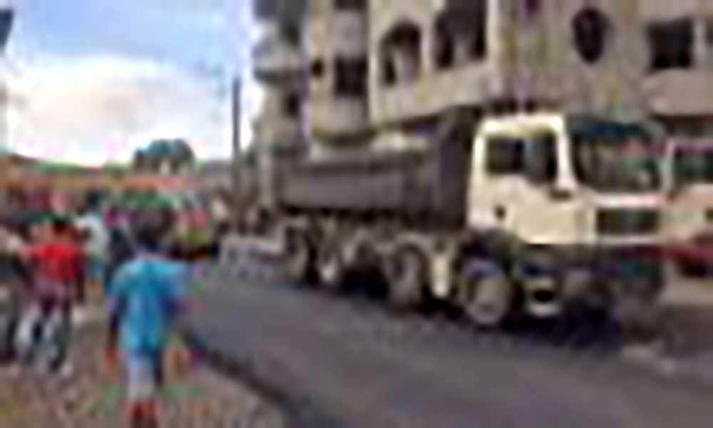 Santa Catarina: Edilidade inicia requalificação do centro da Assomada