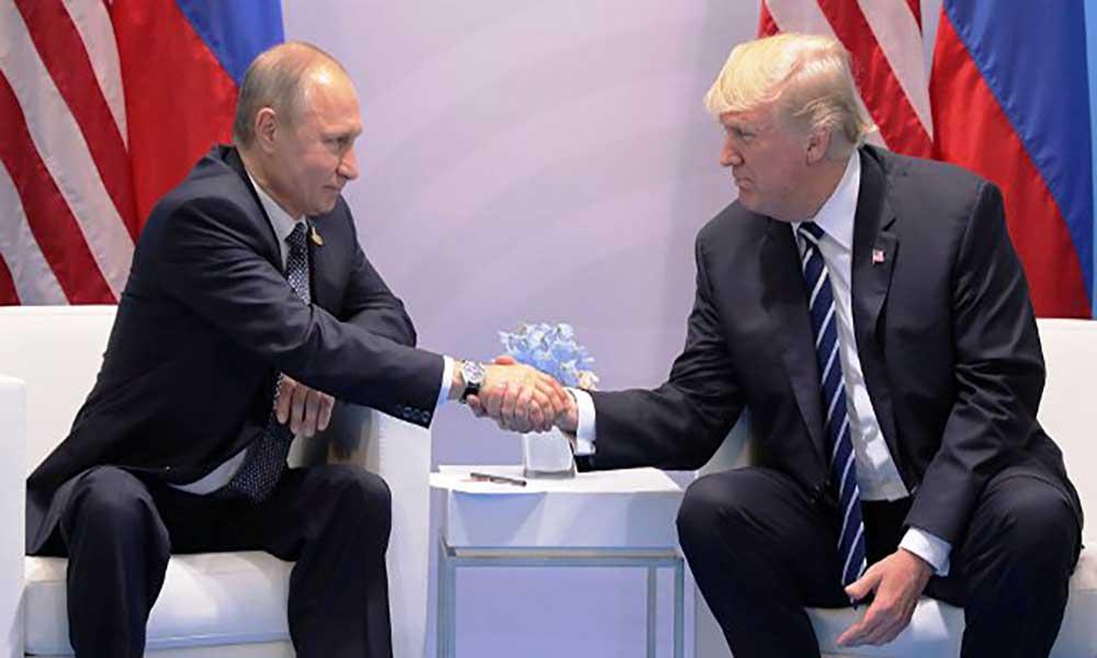 Putin e Trump acordam em derrotar Estado Islâmico