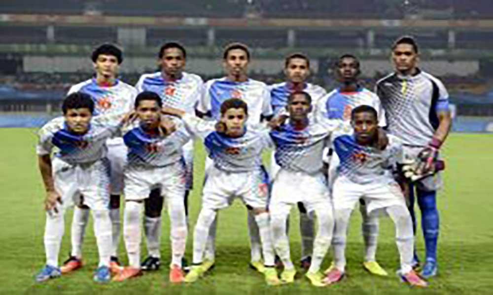 Cabo Verde confirmado na qualificação para a CAN em sub-17