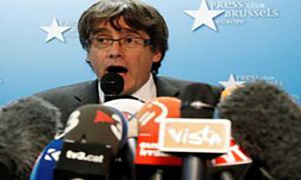 Catalunha: Justiça belga arquiva caso contra Puigdemont e ex-conselheiros