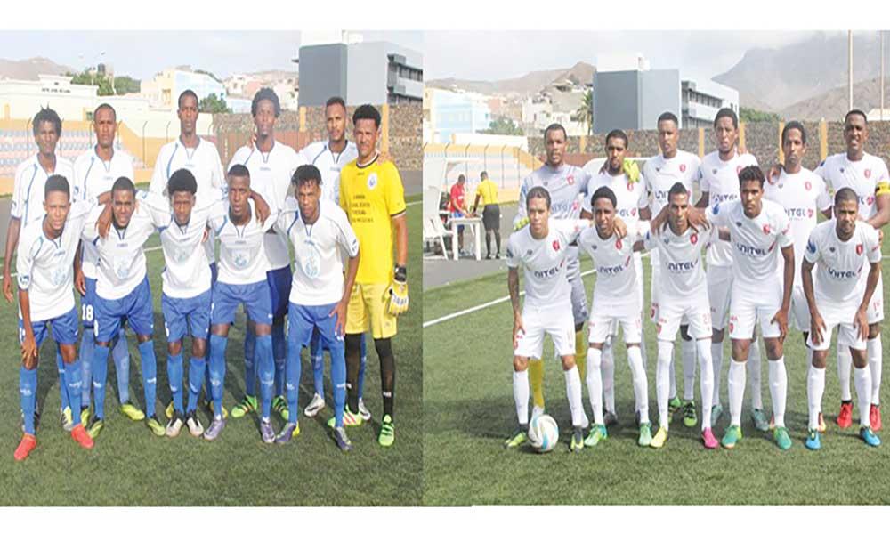 São Vicente/Torneio de Abertura: Diferença de um golo separa Mindelense e Derby