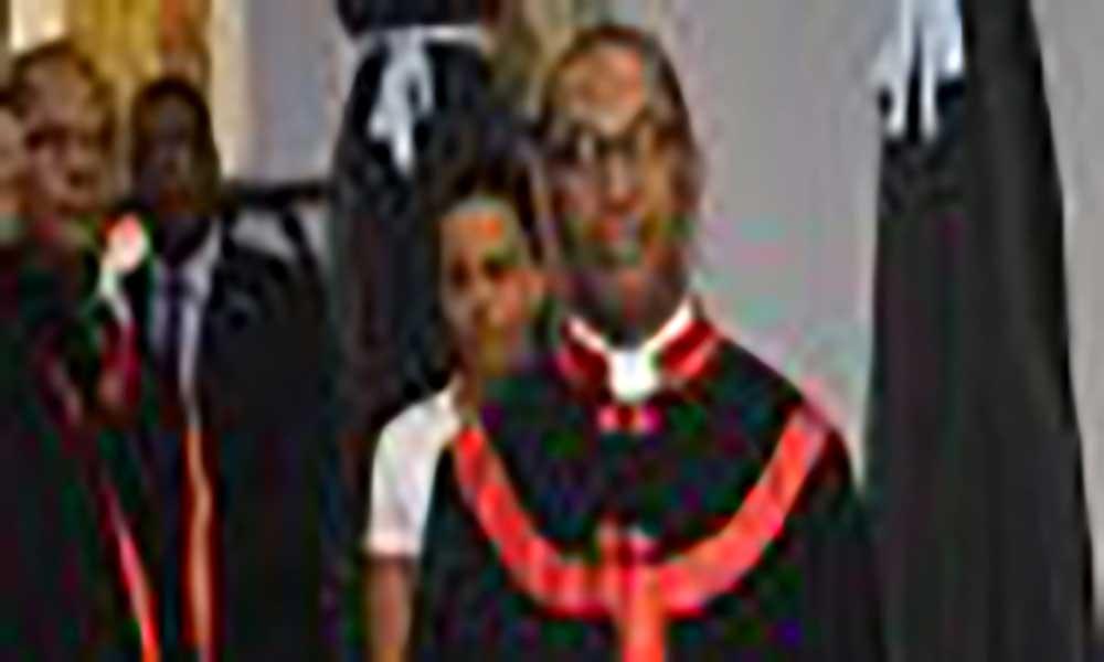 Dom Arlindo Furtado é doutor honoris causa pela Universidade do Mindelo