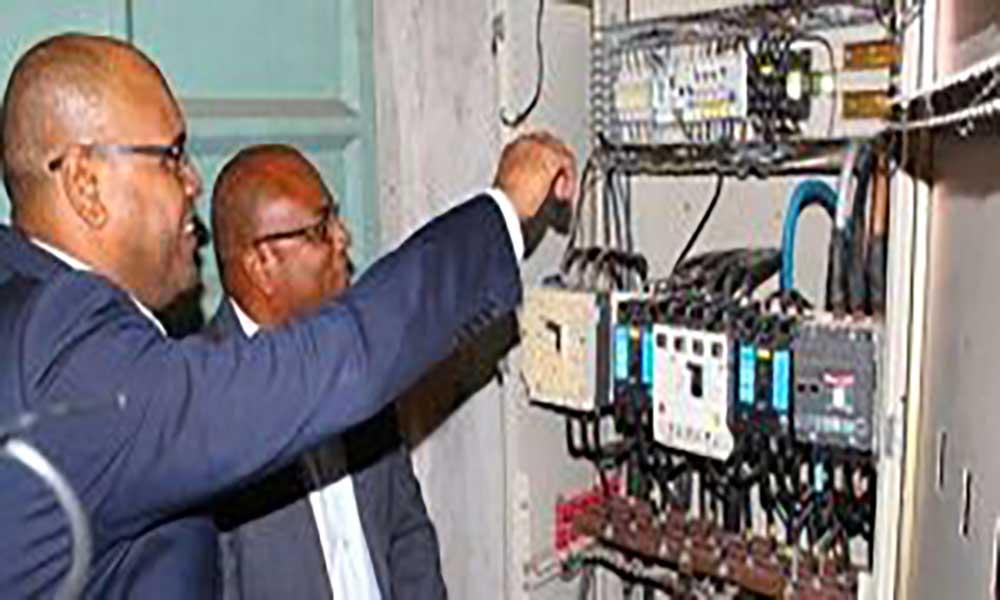 São Domingos: Localidade de Pau de Saco já dispõe de energia elétrica