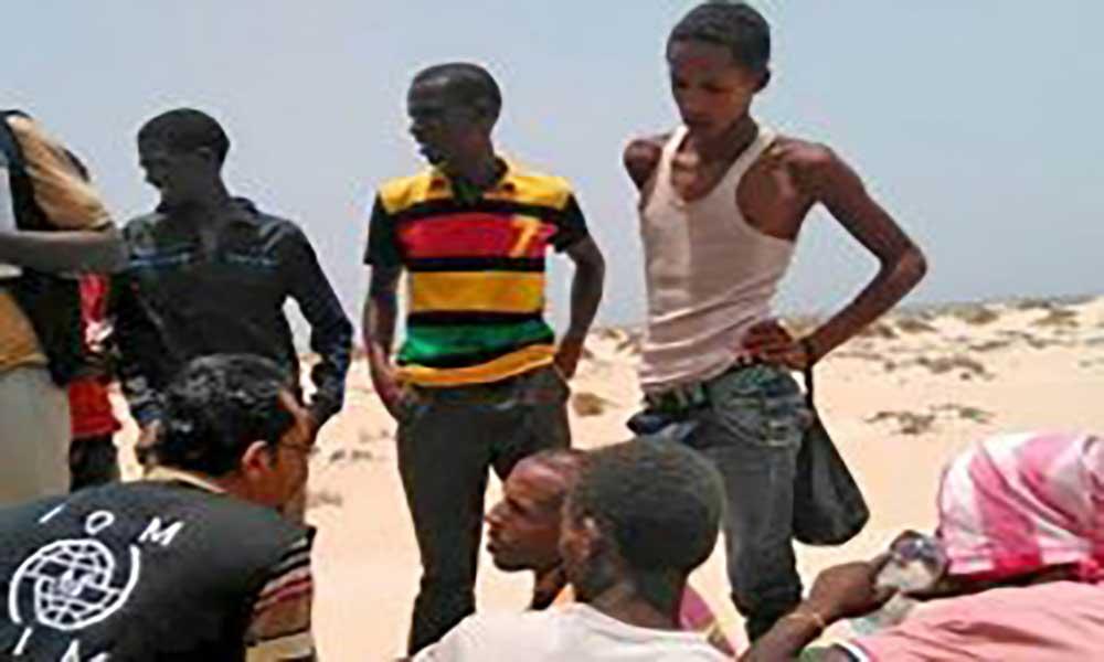 Migrantes. ONU pede maior controlo nas redes sociais para evitar casos de escravidão