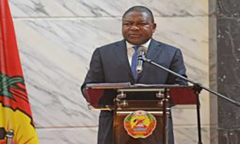 Moçambique: PR defende que desarmamento da Renamo é essencial para a paz