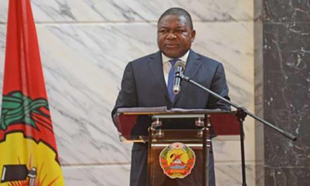 Moçambique: Presidente apela à paz e a união no país