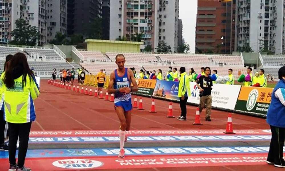 Cabo Verde conquista medalhas de prata e bronze na 36ª maratona internacional de Macau