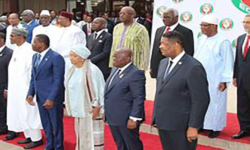 PR repudia forma como foi tratada questão da presidência da Comissão da CEDEAO