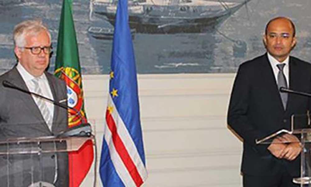 Cabo Verde e Portugal assinam plano de ações para 2018 âmbito da cooperação policial