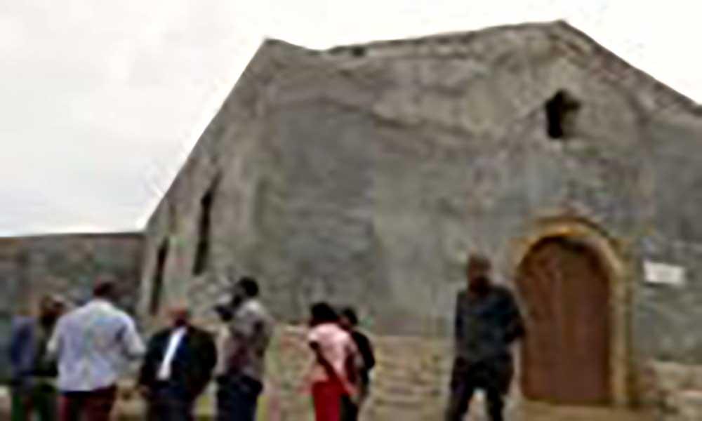 São Domingos: Igreja Nossa Senhora da Luz aguarda obras de reabilitação