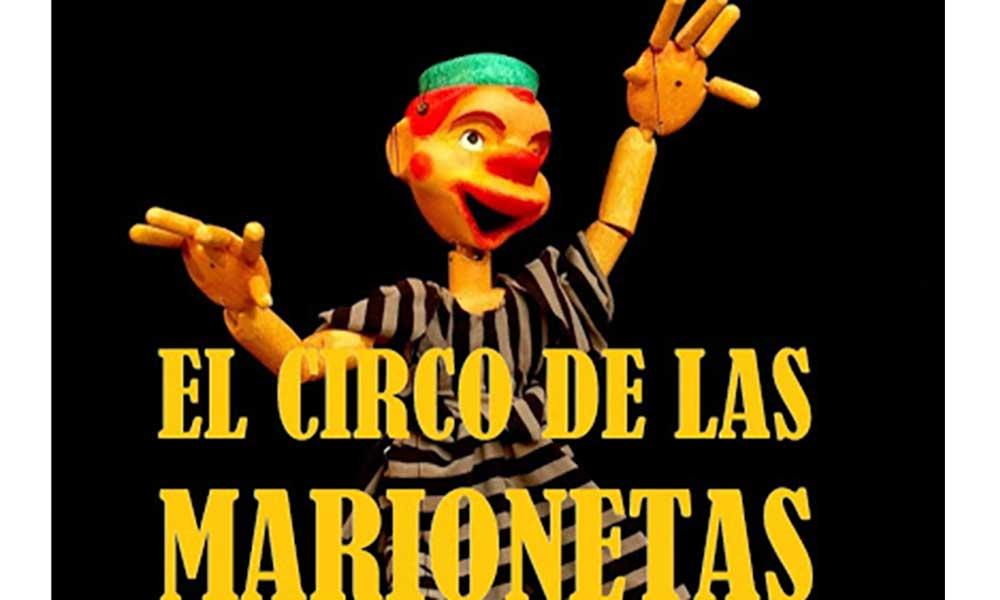 Marionetas invadem Cidade Velha