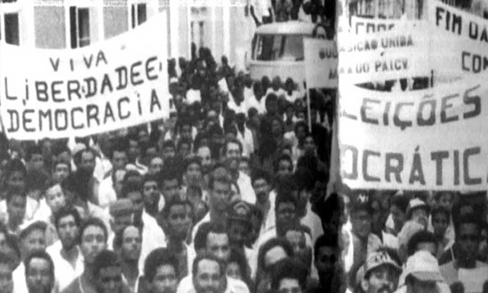 Primeiras eleições multipartidárias em Cabo Verde aconteceram há 27 anos