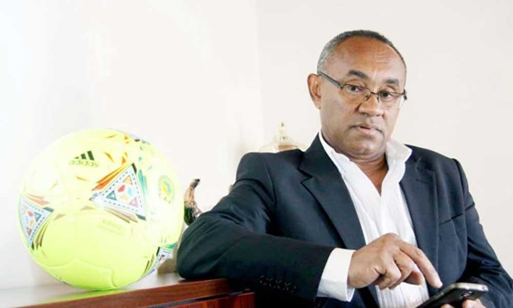 Presidente da CAF visita Cabo Verde