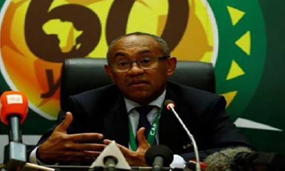 Presidente da CAF chega a Cabo Verde no dia 18 de Janeiro para uma visita de dois dias