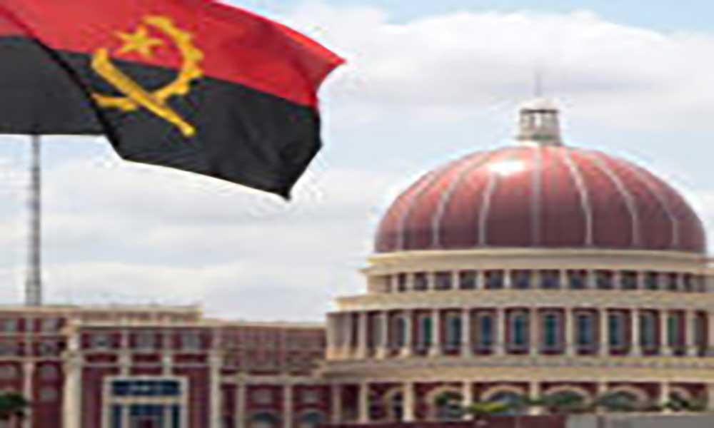 Angola deputados