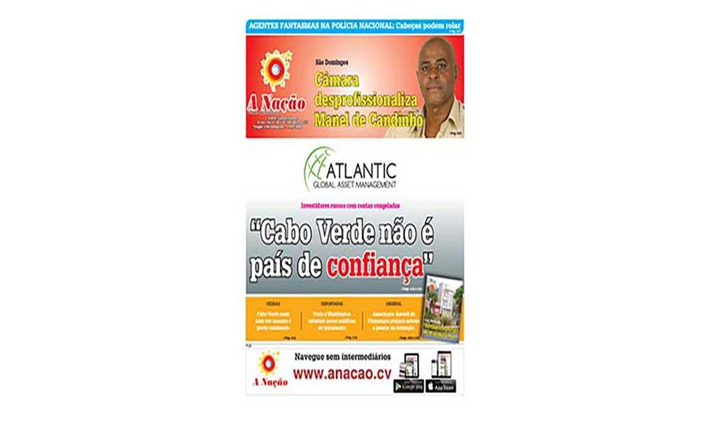 Destaques da edição 543 do Jornal A NAÇÃO