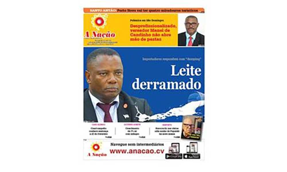 Destaques da edição 544 do Jornal A NAÇÃO