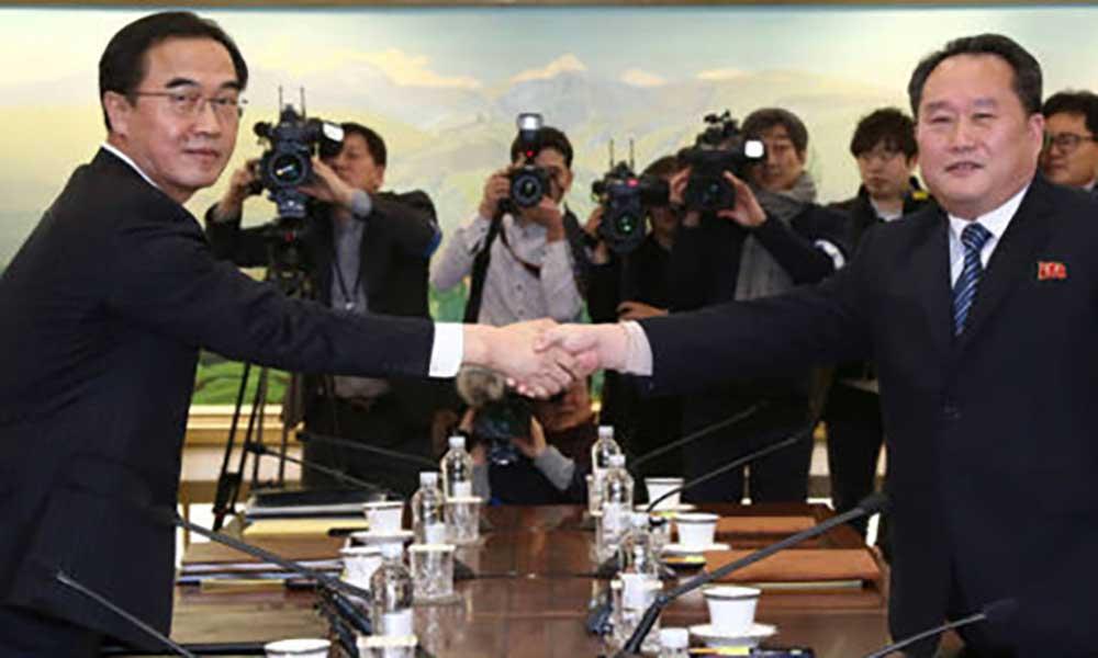 Coreia do Norte manda atletas para Olimpíada após reunião com Sul