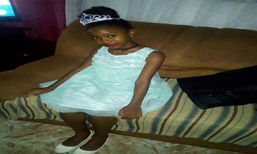 Dois meses após o misterioso desaparecimento da menina de dez anos de Eugénio Lima