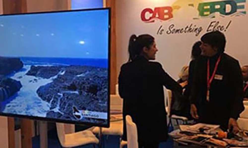 Stand de Cabo Verde na FITUR 2018 com muita procura do mercado espanhol e empresários de diversas nacionalidades
