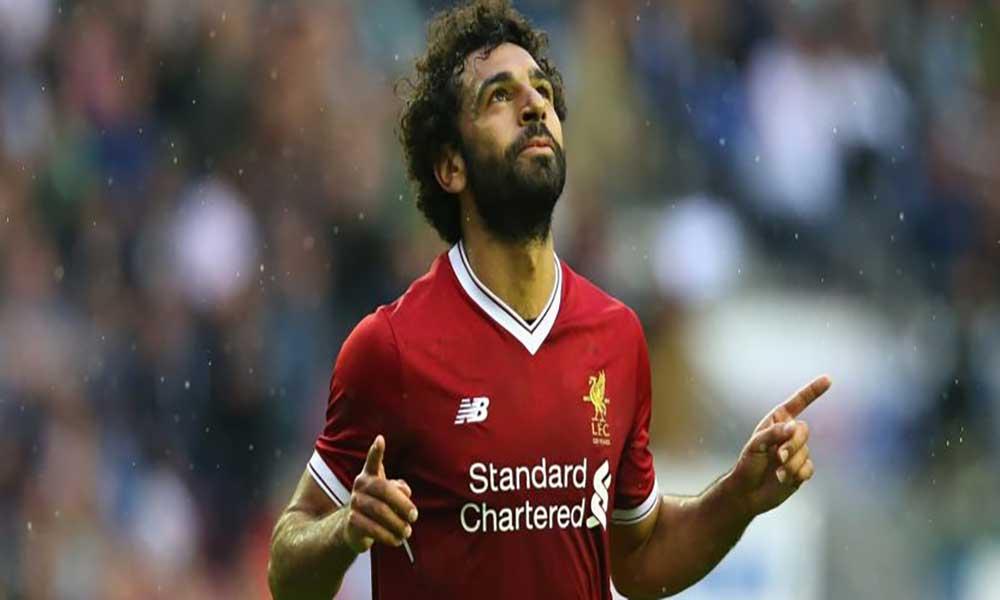 Mohamed Salah eleito melhor futebolista africano de 2017