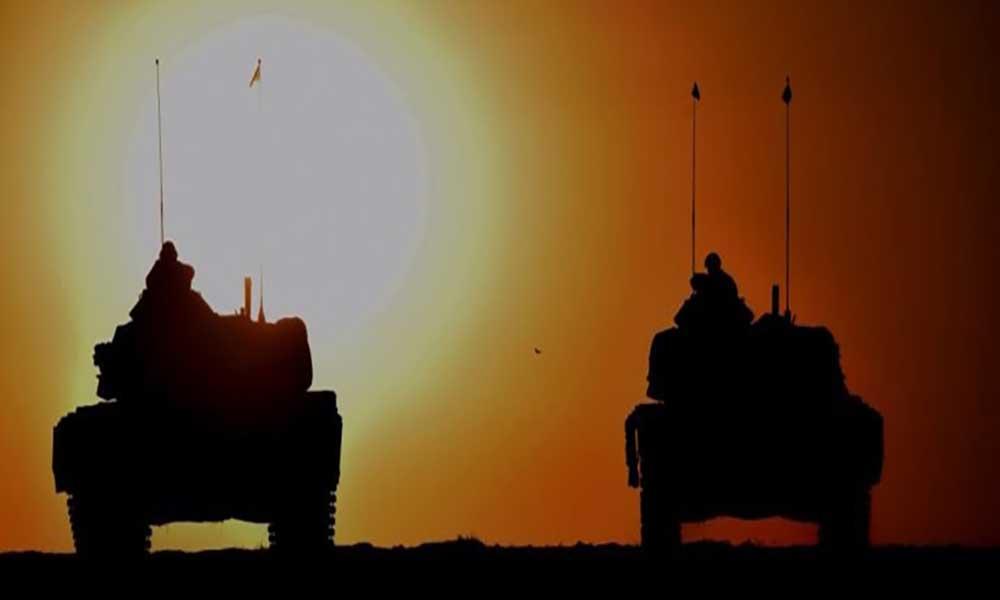 SÍRIA: Exército turco entra em Afrin para combater milícia curda na Síria