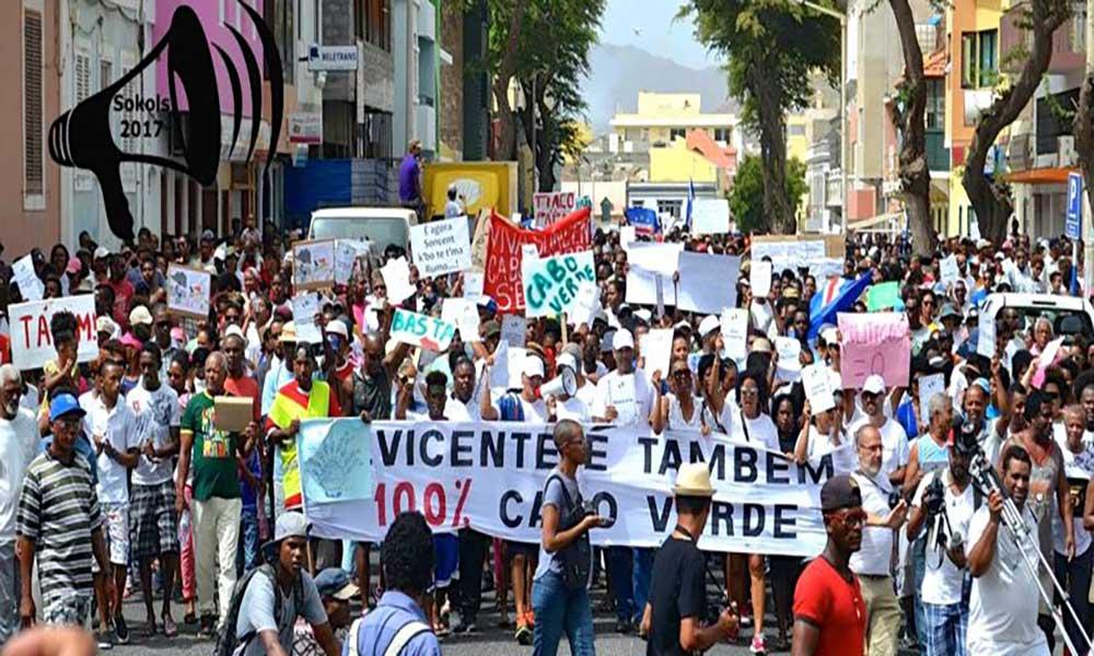 São Vicente: Sokols 2017 sai novamente às ruas em Marcha pela Democracia