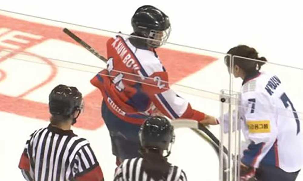 Jogos Olímpicos de Inverno: Coreias com equipa única no hóquei no gelo feminino em PyeongChang